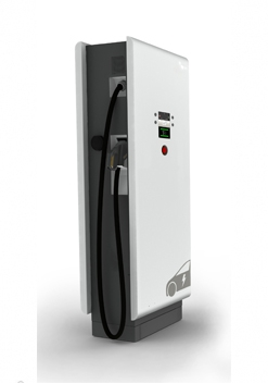 Quick charging station (22 KW)